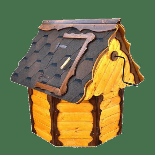Недорогие домики для колодца в Одинцовском районе